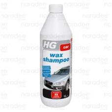 HG car wax shampoo 1 L.
