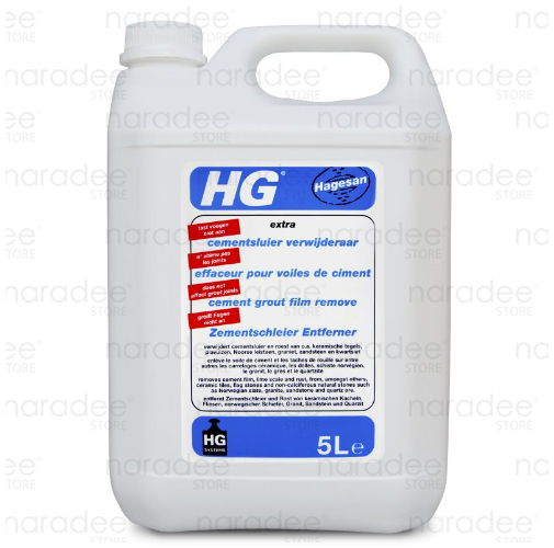 HG cement grout film remover 5L