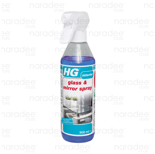 HG glass & mirror spray 500 ml.