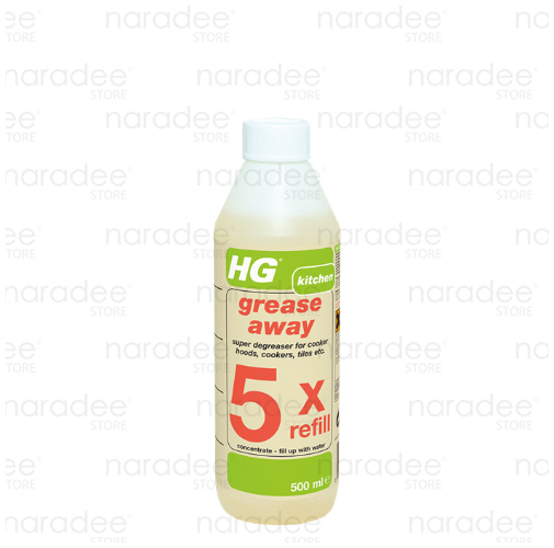 HG grease away refill 500 ml.
