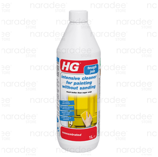 HG intensive cleaner for painting without sanding 1L.