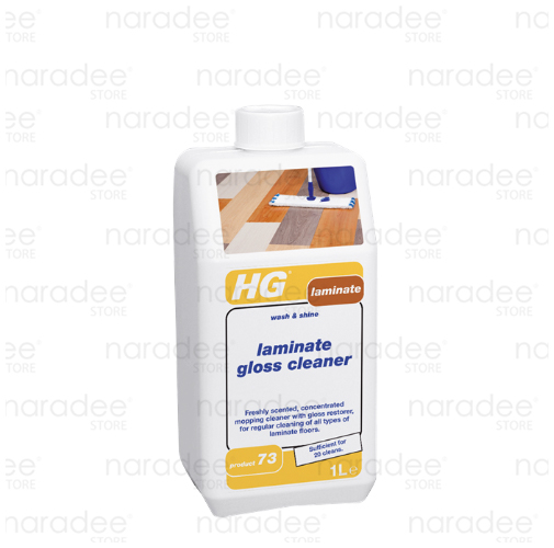 HG laminate gloss cleaner 1L