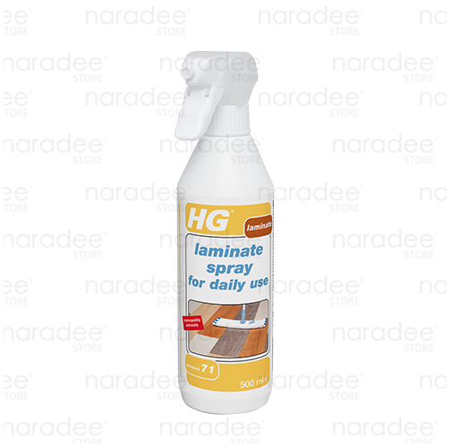 HG laminate spray for daily use 500 ml.