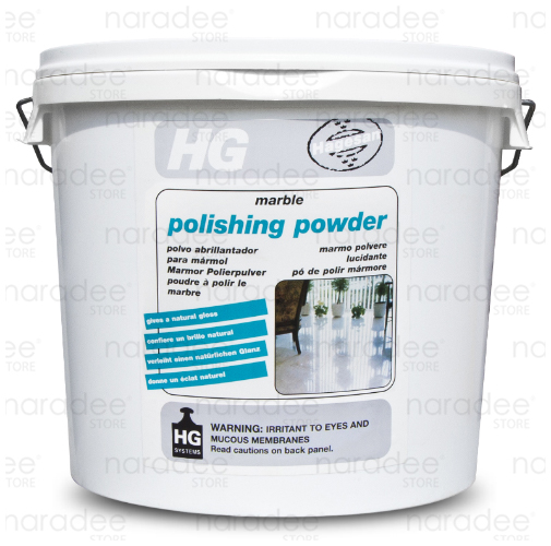HG marble polishing powder 5 kg.