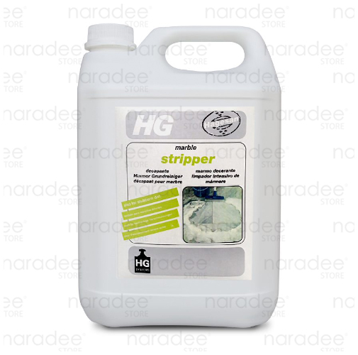 HG natural stone power cleaner 5 L.
