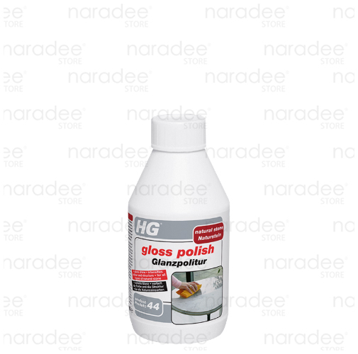 HG natural stone gloss polish 300 ml.