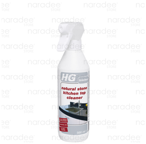 HG natural stone kitchen top cleaner 500 ml.