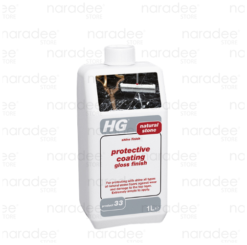 HG natural stone protective coating gloss finish 1 L.