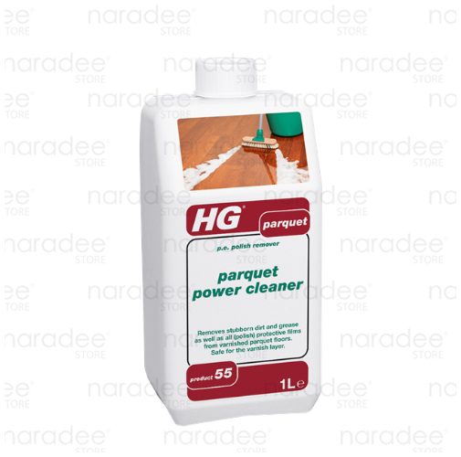 HG parquet power cleaner 1 L.