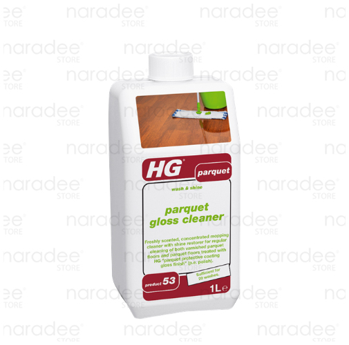 HG parquet gloss cleaner 1 L.