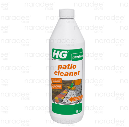 HG patio cleaner 1 L.