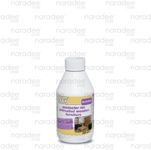 HG protector for untreated wooden furniture 250 ml.