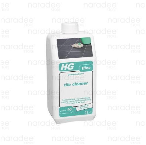 HG tile cleaner (porcelain cleaner) 1L
