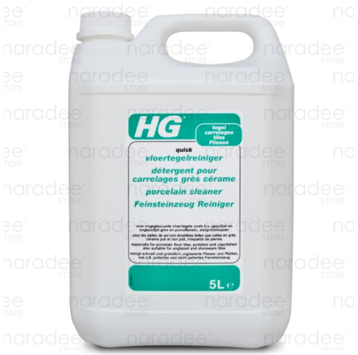 HG tile cleaner (porcelain cleaner) 5L
