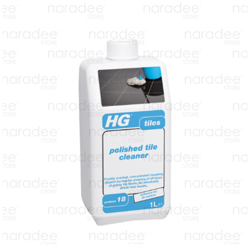 HG polished tile cleaner 1L
