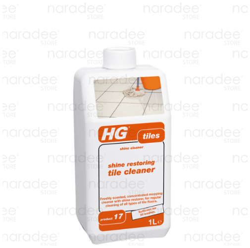HG shine restoring tile cleaner 1L