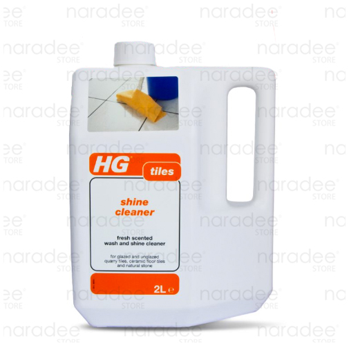 HG shine restoring tile cleaner 2L