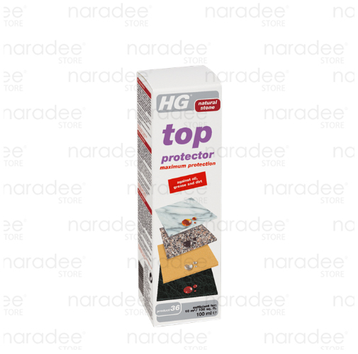 HG top protector 100 ml.