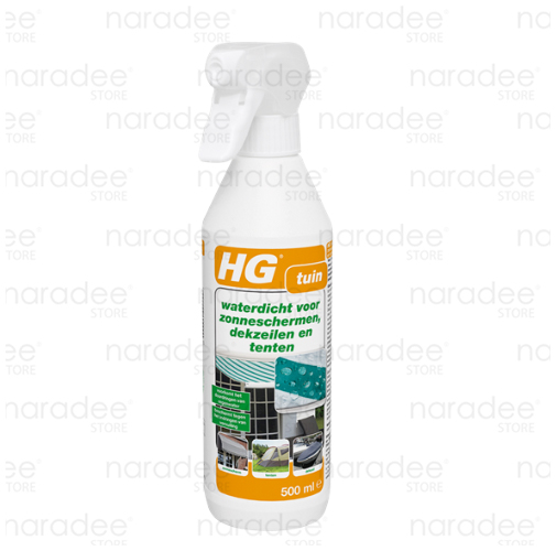 HG waterproof for awnings, tarpaulins and tents 500 ml.