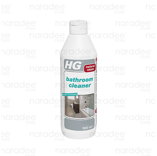 HG natural stone bathroom cleaner 500 ml.